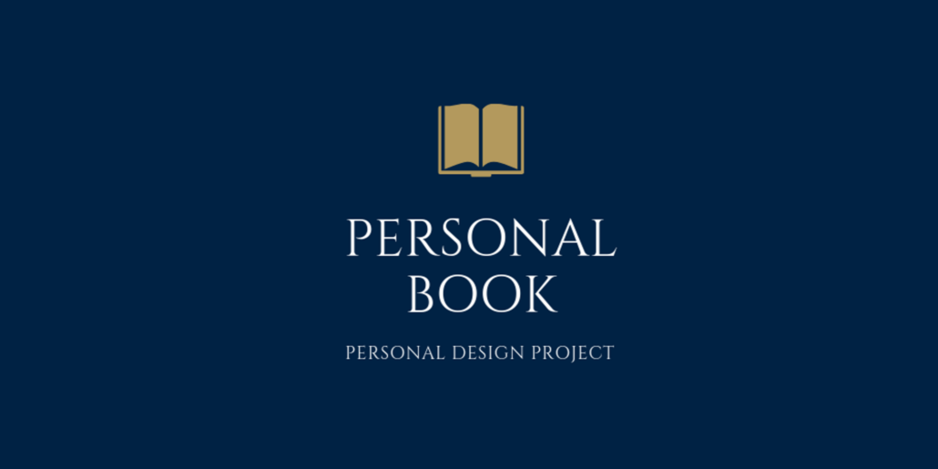 Personal Book Workshop intro